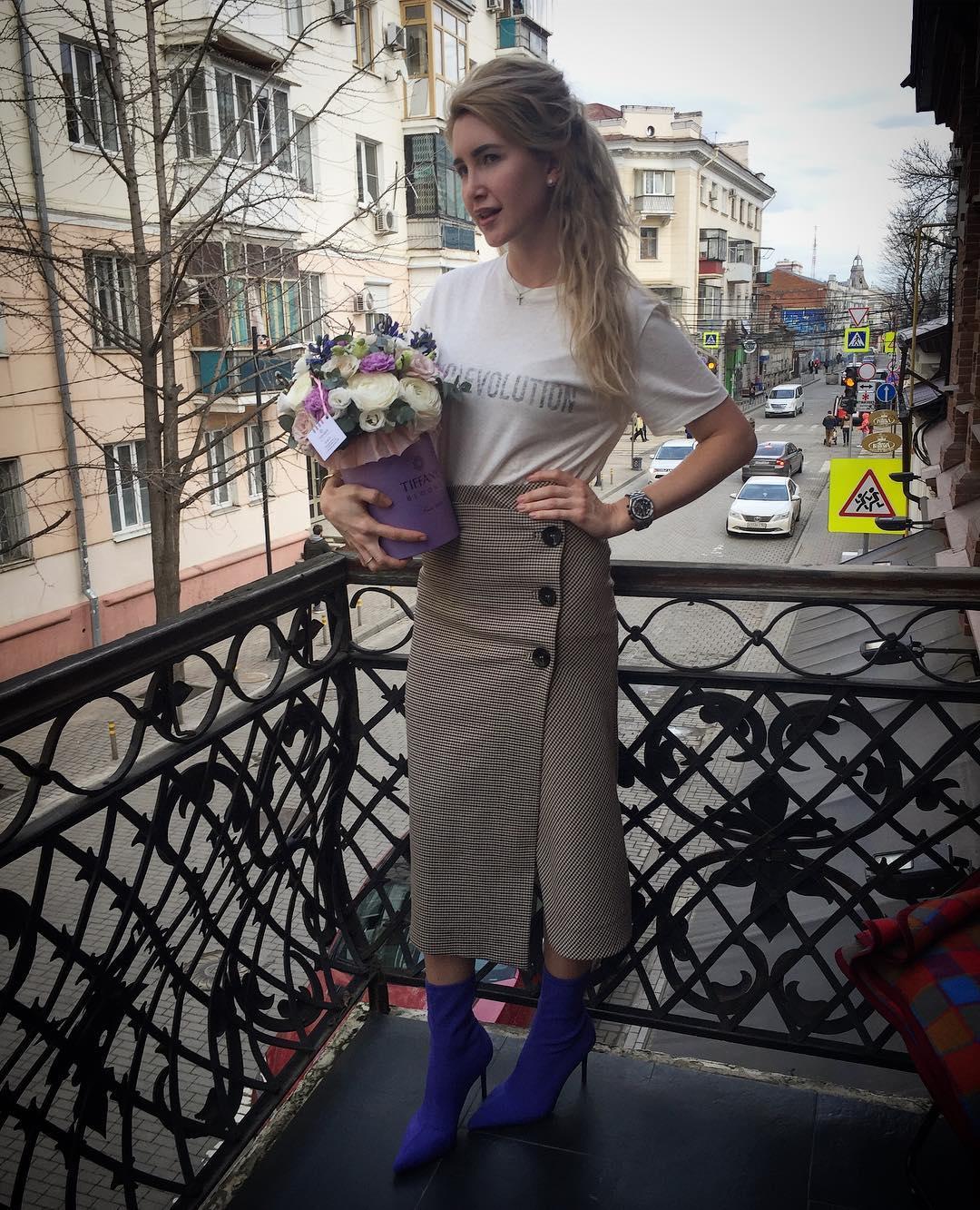 Нам было приятно окунуться в мир моды, стиля и красоты. Спасибо большое @alexandra_gazinskaya