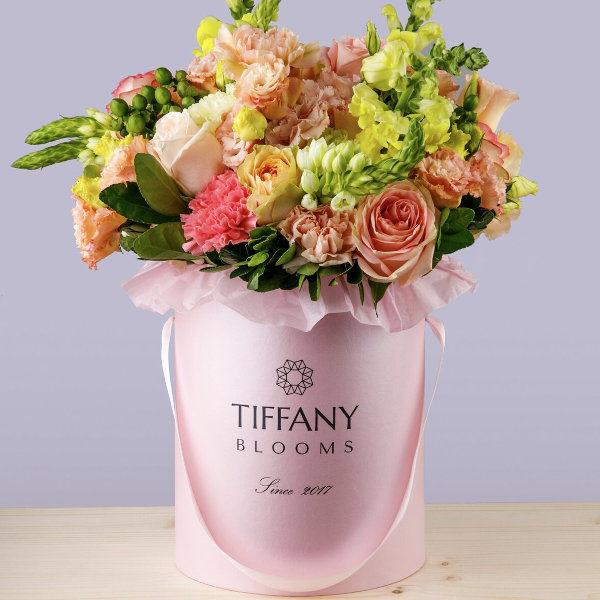 Tiffany Box Mid 1