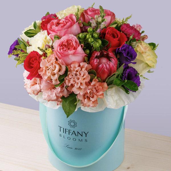 Tiffany Box Mid 3